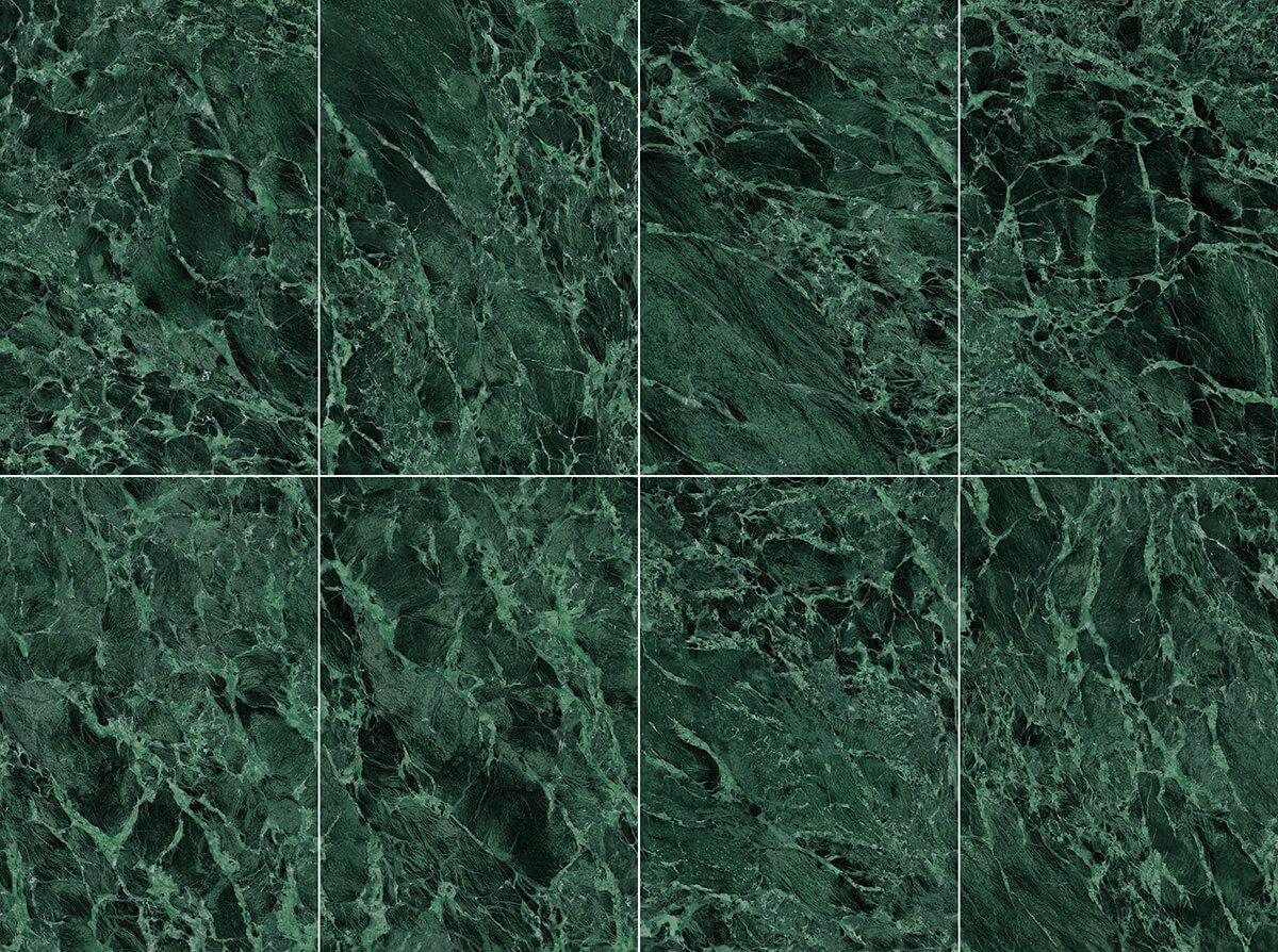 Piastrelle Verdi Per Esterno : Piastrelle in ceramica effetto marmo verde alpi gani tile